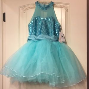 Girls dance costume New with Tags